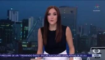 Las noticias, con Danielle Dithurbide: Programa del 7 de noviembre del 2018