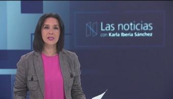 Las Noticias, con Karla Iberia: Programa del 13 de noviembre de 2018