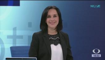 Las Noticias, con Karla Iberia: Programa del 8 de noviembre de 2018
