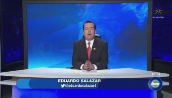 Las noticias con Lalo Salazar en Hoy del 22 de noviembre del 2018