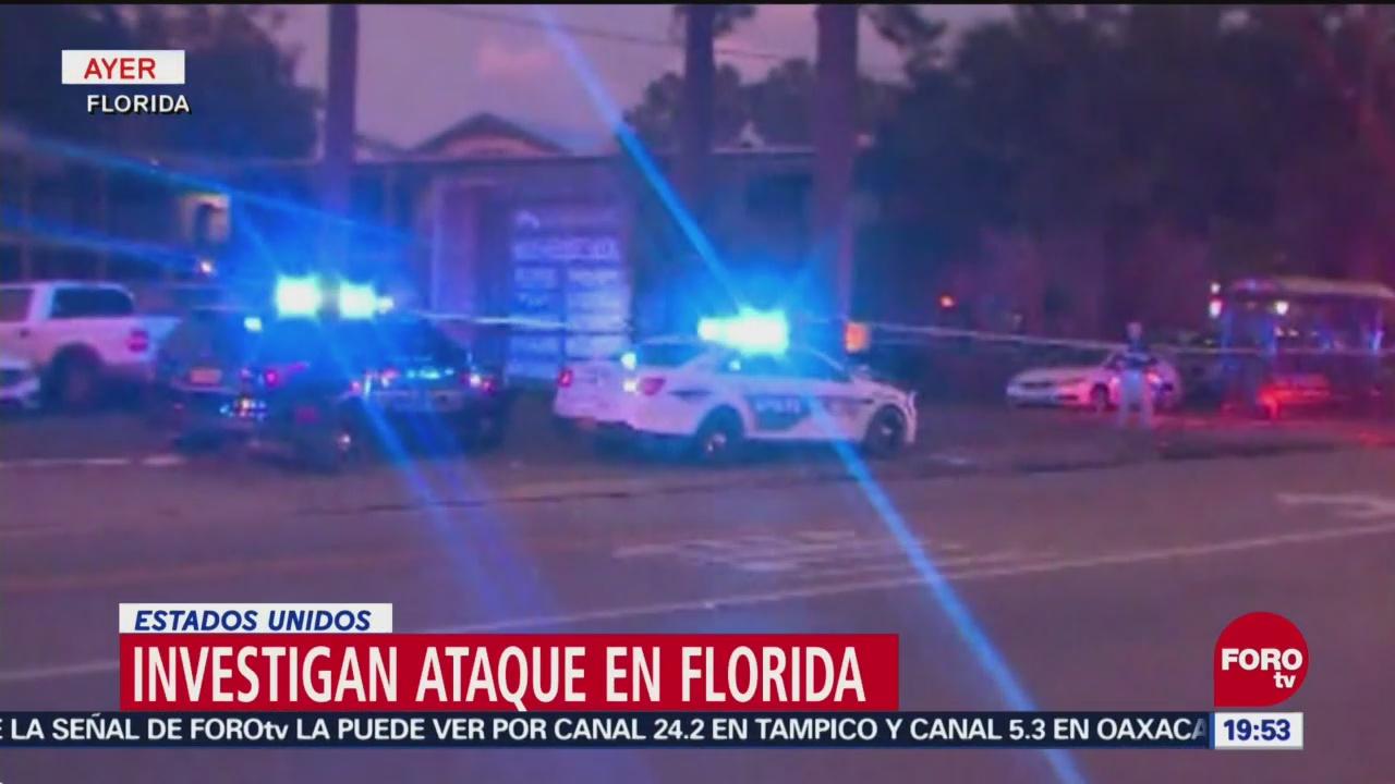 Investigan Ataque En Estudio De Yoga Florida, Estados Unidos