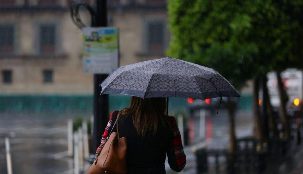 Foto: Pronostican cielo nublado y lluvias en el Valle de México, 23 febrero 2019