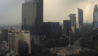 Prevén tormentas fuertes con granizo en CDMX, Veracruz y Oaxaca