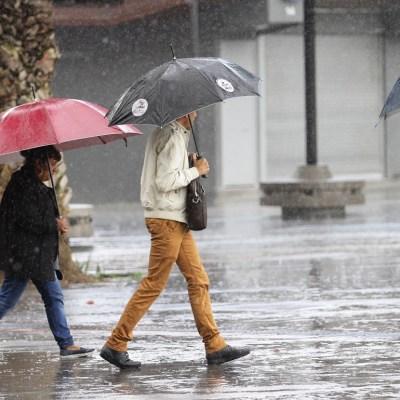 Se prevén tormentas puntuales muy fuertes en Nuevo León y Tamaulipas