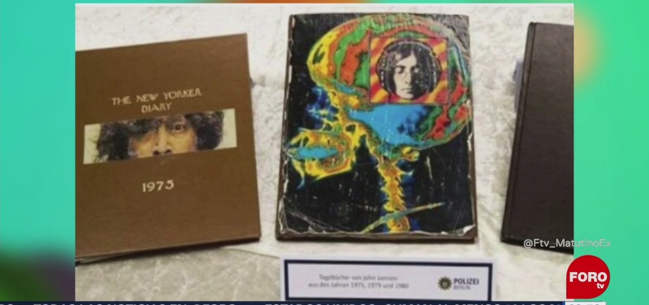 #LoEspectaculardeME: Acusan a hombre de vender artículos que pertenecían a John Lennon