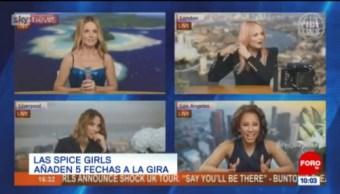 #LoEspectaculardeME: Spice Girls desata furor por su reencuentro