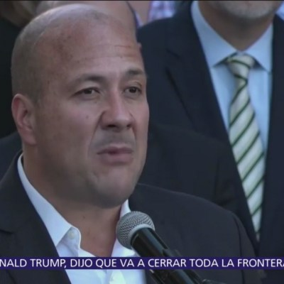 Gobernador electo de Jalisco reclama a AMLO por presupuesto 2019