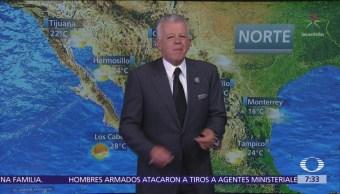 Despierta con Tiempo: Lluvias fuertes en Veracruz, Tabasco, Oaxaca y Chiapas