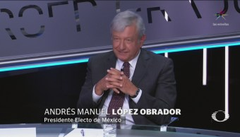 AMLO Reconoce Corrupción Inseguridad Vive México