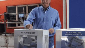 Gómez Morin reflexionará sobre su permanencia en el PAN