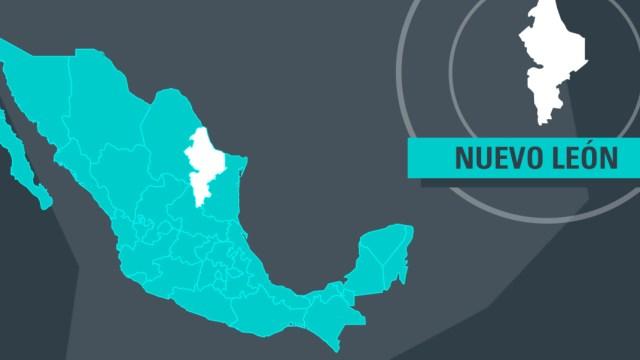 Detienen a tres personas por robar un tráiler en Apodaca, Nuevo León