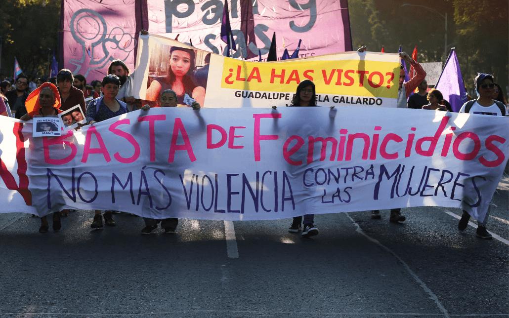 Nueve mujeres son asesinadas cada día en México, denuncia ONU