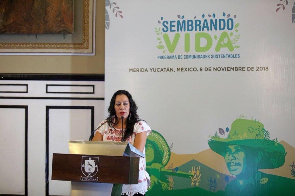 María Luisa Albores, próxima secretaría de Desarrollo Socia