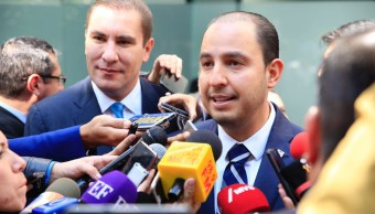 Rafael Moreno Valle, coordinador de senadores del PAN
