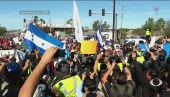 Centroamericanos Están En Proceso De Repatriación