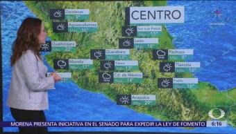 Masa de aire polar continuará afectando gran parte de México