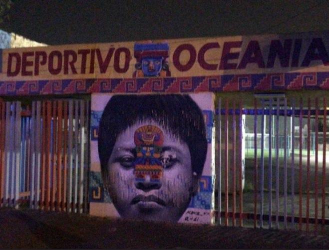 Matan a presunto policía federal en Deportivo Oceanía