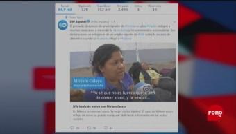 Migrantes Frijoles Y La Paparrucha Del Día