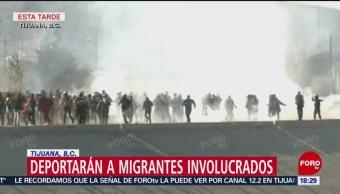México deportará a centroamericanos que intentaron ingresar ilegalmente a EU