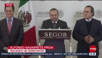 México procesa 2,600 solicitudes de refugio a miembros de la caravana migrante