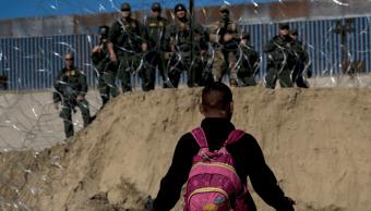 INM: No hay acuerdo entre EU y México sobre caravana