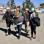 Caravana Migrante; casi 3 mil centroamericanos han arribado