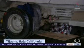 Migrantes centroamericanos en Tijuana serán reubicados por saturación de albergue
