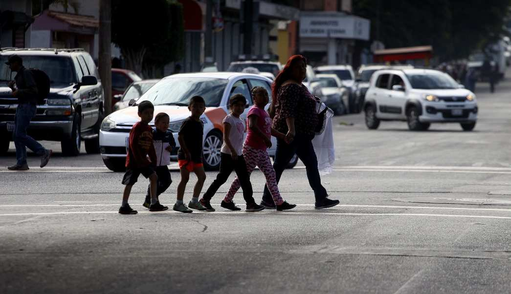 Migrantes son tratados con hostilidad en Tijuana