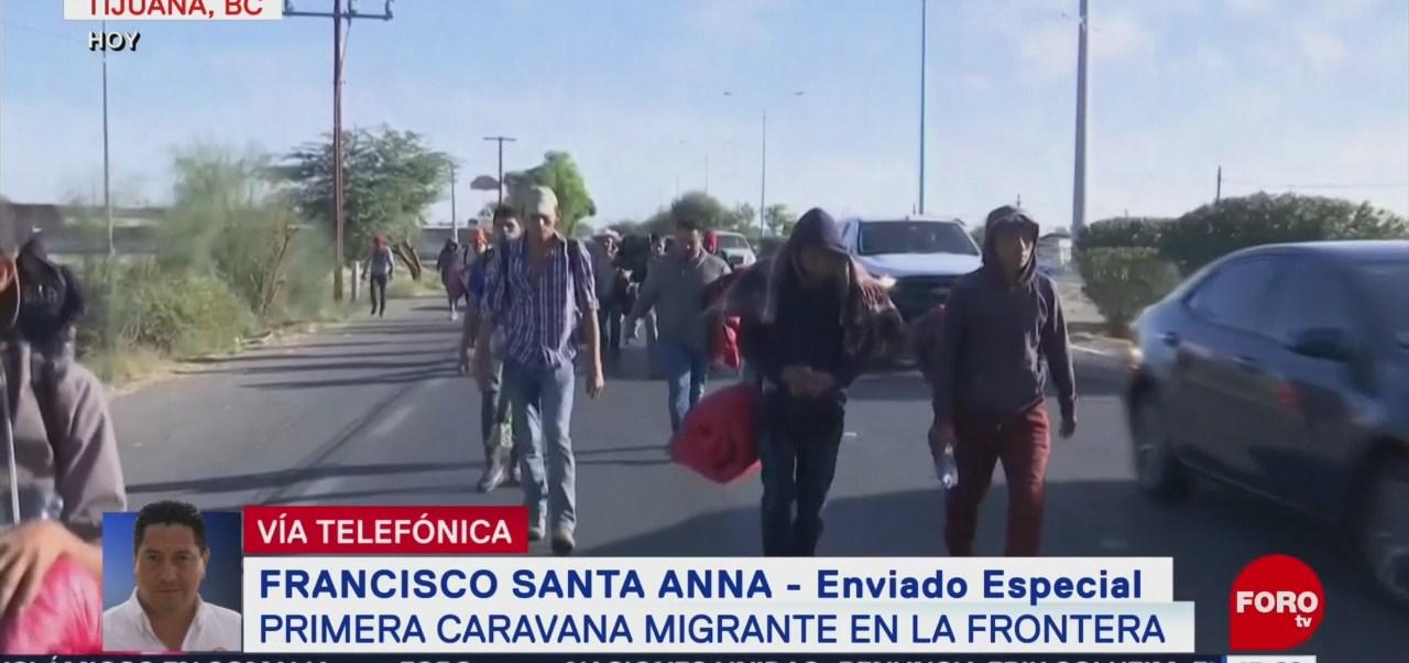 Migrantes continúan en Casa del Peregrino en la CDMX