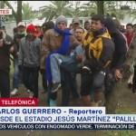 Migrantes detienen a salvadoreño por presuntos 'tocamientos' a mujer