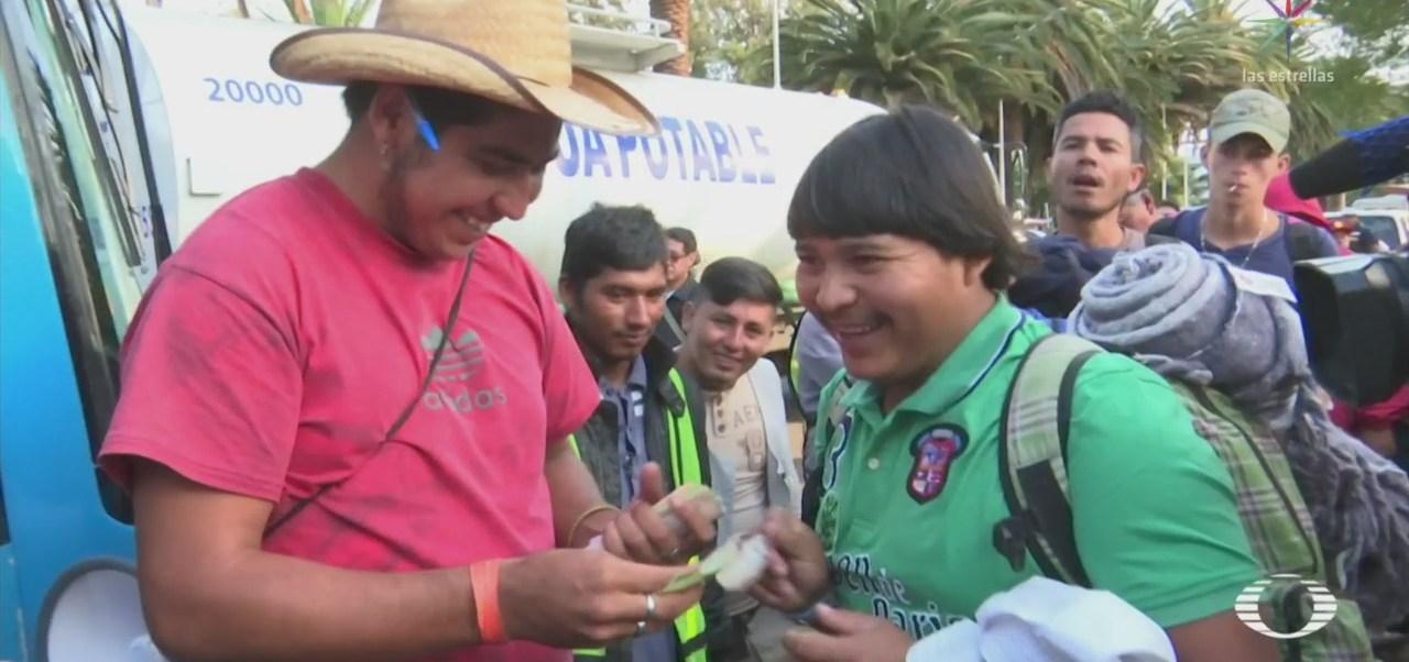Migrantes En Cdmx Pagan Por Traslado A Guadalajara