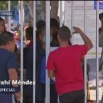 Mil 500 migrantes más se dirigen a Tijuana
