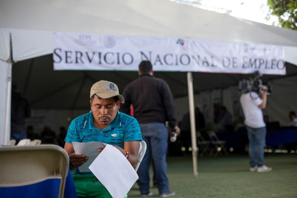 OCDE reduce previsiones de crecimiento para México en 2018 y 2019