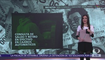 Morena presenta iniciativa para eliminar comisiones bancarias