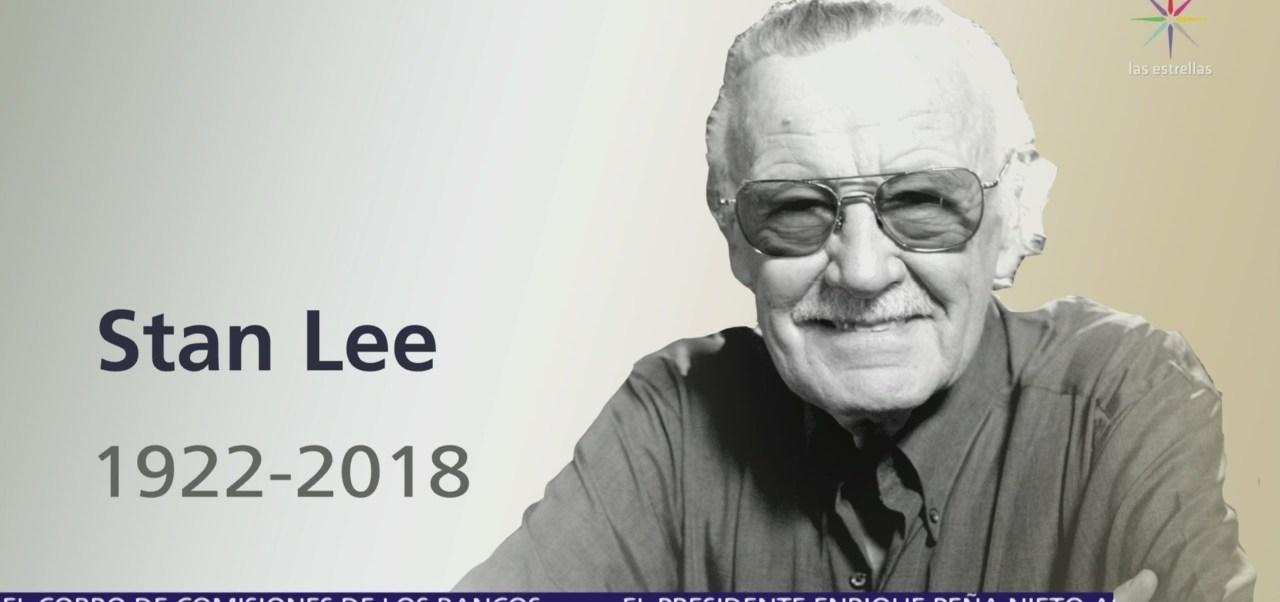 Muere Stan Lee, el genio de los cómics