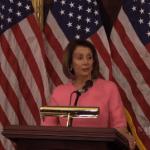 Pelosi: Elecciones intermedias restauraron salud de democracia