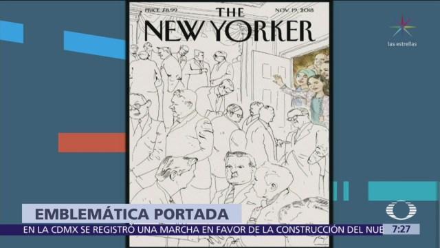 New Yorker reconoce a mujeres que hacen historia en elecciones EU