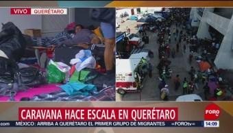 Niños De Caravana Migrante Vulnerables Por El Frío Querétaro