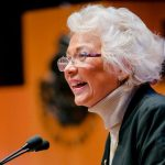 Olga Sánchez Cordero presenta iniciativa y solicita licencia