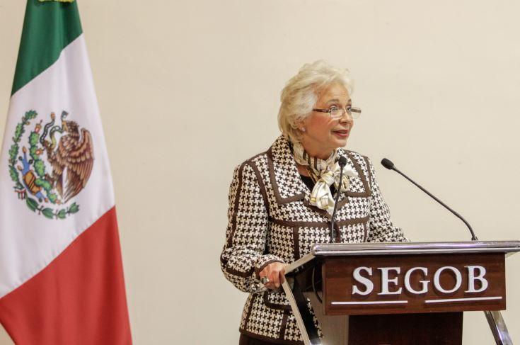Olga Sánchez Cordero, próxima secretaria de Gobernación