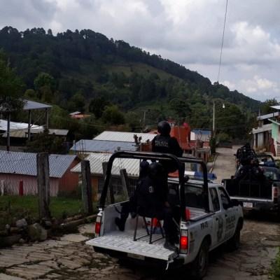 Irrupción de grupo armado en sierra de Guerrero deja siete muertos