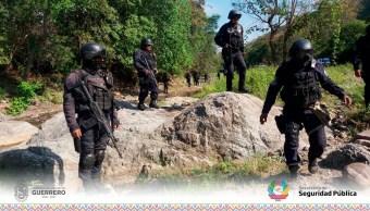 Violencia Guerrero; suspenden clases por irrupción grupos armados