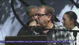 Paco Ignacio Taibo II, impedido por ley para dirigir FCE