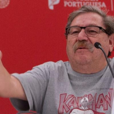 Paco Ignacio Taibo II declara 'Se las metimos doblada'; senadores lo rechazan