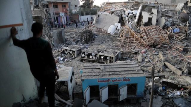 Israel, blanco de los más graves ataques terroristas de Gaza