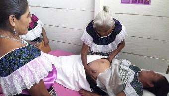 Parteras en Chiapas conservan la medicina tradicional