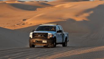 Caravana Migrante: Refuerzan frontera Sonora Arizona
