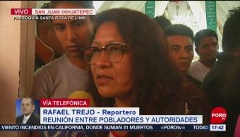 Pobladores de San Juan Ixhuatepec alistan pliego petitorio