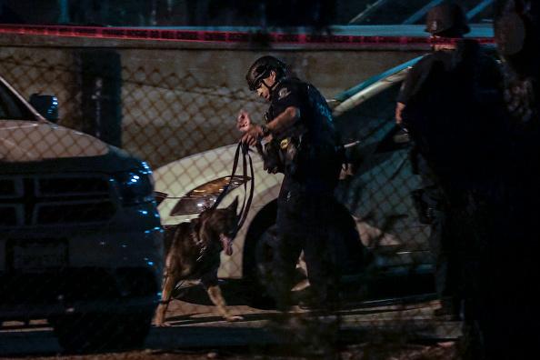 Policía actuó con 'gran valentía' durante tiroteo en California, dice Trump