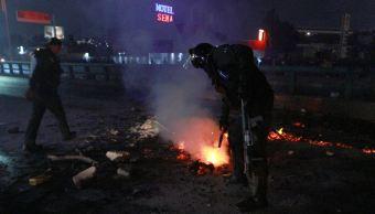 Policía Federal tardó 20 horas en intervenir en el bloqueo